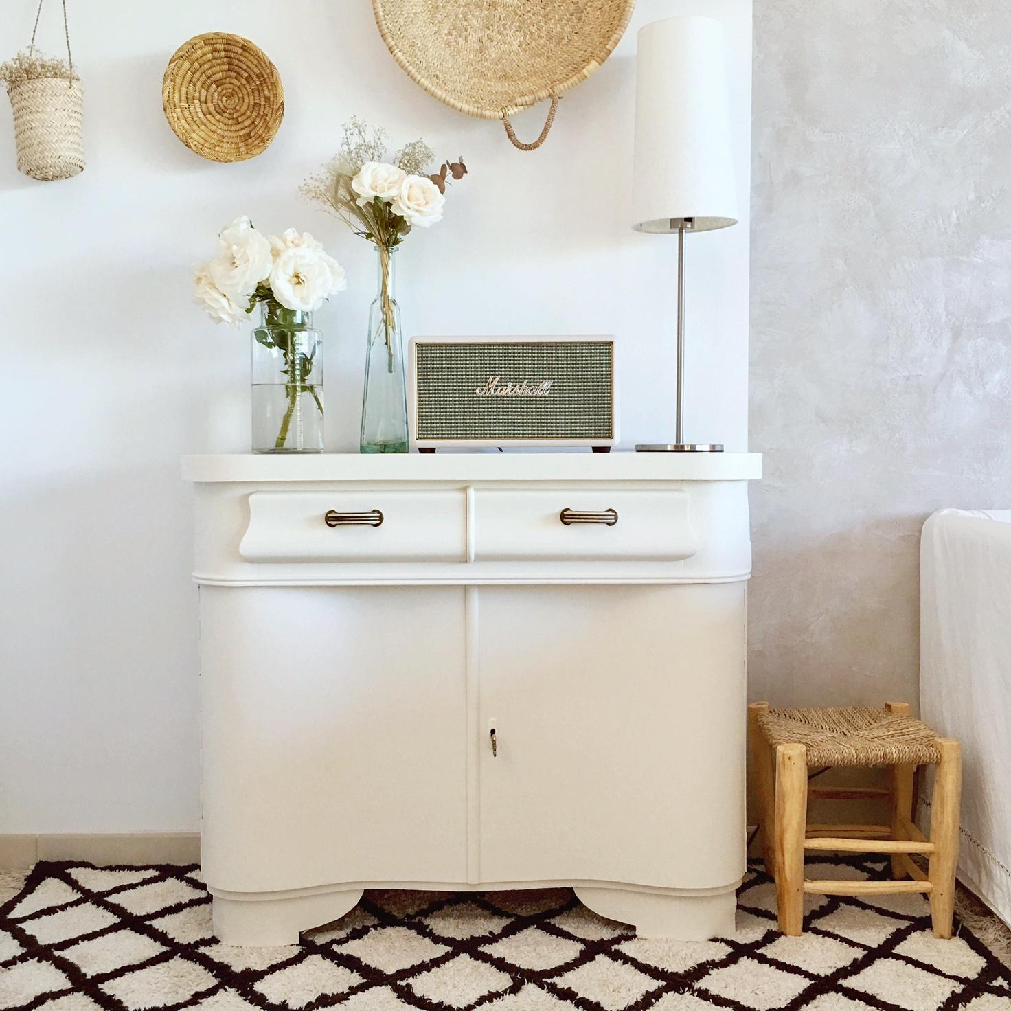 whitecocooning decoration relooking meubles vintage. Black Bedroom Furniture Sets. Home Design Ideas